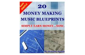 20 Money Making Music Blueprints