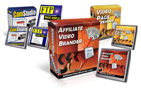 Affiliate Video Brander Plus Bonuses