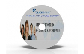 ClickBank Thank You Page Script