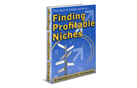 Finding Profitable Niches