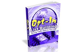 Opt-In List Building