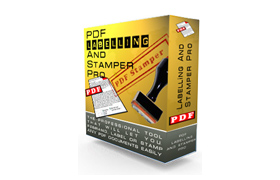 PDF Labelling And Stamper Pro