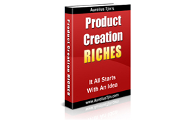 Product Creation Riches