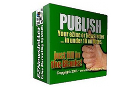 Publish Your Ezine Newsletter in Under 10 Minutes