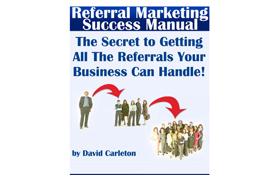 Referral Marketing Success Manual