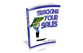 Tracking Your Sales