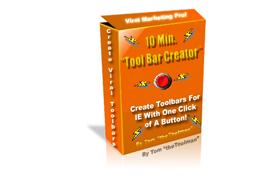 10 Min Tool Bar Creator