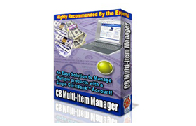 CB Multi-Item Manager