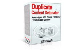 Duplicate Content Detonator