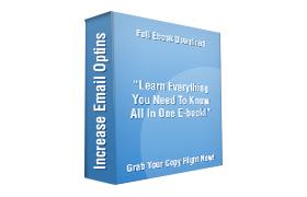 Increase Email Optins