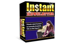 Instant Newsletter