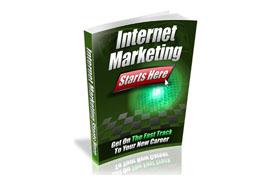 Internet Marketing Starts Here