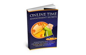 Online Time Management Secrets