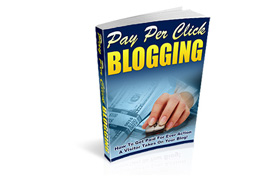 Pay Per Click Blogging Plus Audio