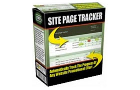 Site Page Tracker