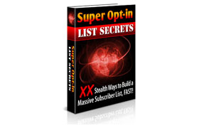 Super Optin List Secrets