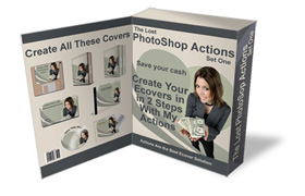 The Lost PhotoShop Actions Set One