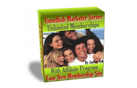 Unlimited Memberships With Affiliate Programs