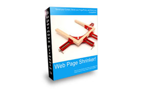Web Page Shrinker