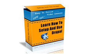 Learn How To Setup And Use Drupal