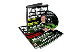 Marketing Leverage With Andrew Fox