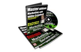 Master Affiliate Marketing With Willie Crawford