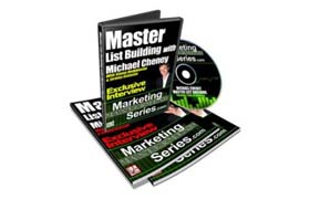 Master List Building With Michael Cheney