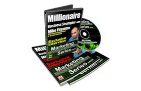 Millionaire Business Strategies With Mike Filsaime