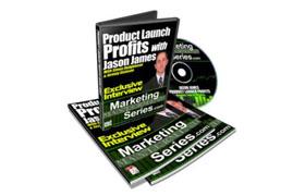 Product Launch Profits With Jason James