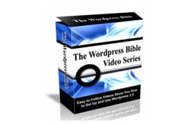The Wordpress Bible Video Series
