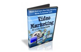 Video Marketing A Live Example