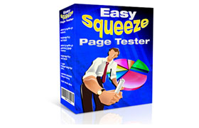 Easy Squeeze Page Tester
