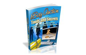 eBay Strategies Tools and Secrets