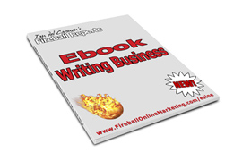 Ebook Writing Business