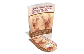 How To Become A Professional Pencil Drawing Artist PLUS Audio