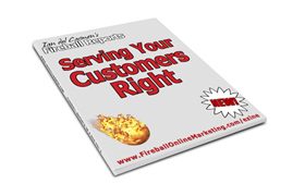 Serving Your Customer's Right