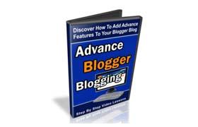 Advanced Blogger Blogging