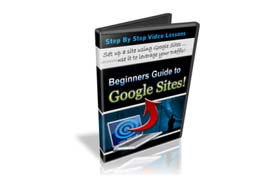 Beginners Guide To Google Sites
