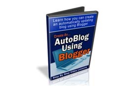Create An AutoBlog Using Blogger
