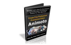 Create Free Professional Promotional Videos Animoto