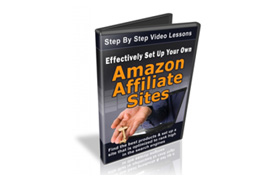 Effectively Set Up Your Own Amazon Affiliate Sites
