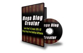 Mega Blog Creator