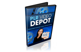 PLR Video Depot Bonus
