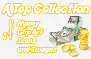 A Top Collection Of Money Clip Art, Icons and Images