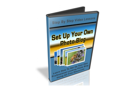 Set Up Your Own Photo Blog