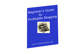 Beginner's Guide To Profitable Blogging