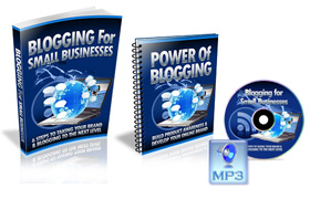 Blogging For Small Business Collection