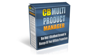 CB Multi Product Manager