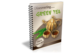Discovering Green Tea Report