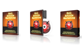 Evil Article Marketing Collection